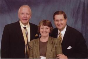 Beth Sobiloff with Robert G. Allen and Mark Victor Hanson